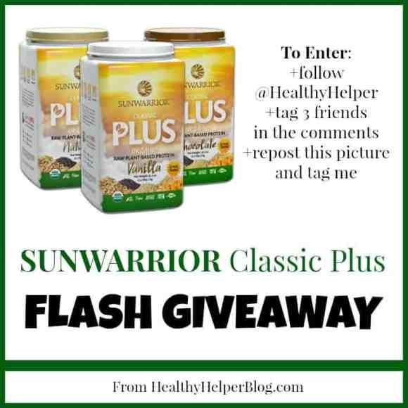 sunwarrior-classic-plus-giveaway