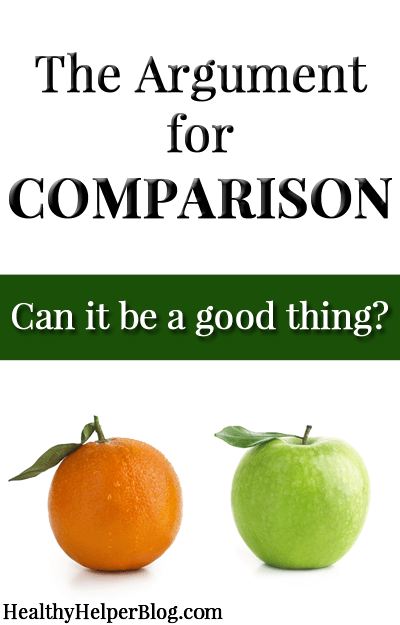 The Argument for Comparison