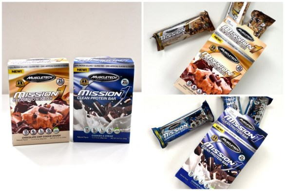 Purely Inspired Organic Protein Powder & Mission1 Protein Bars at Walmart