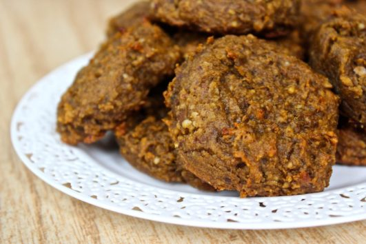 Superfood Sweet Potato Cookies