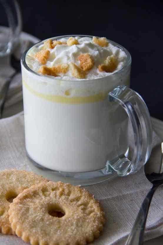 Sugar Cookie White Hot Chocolate