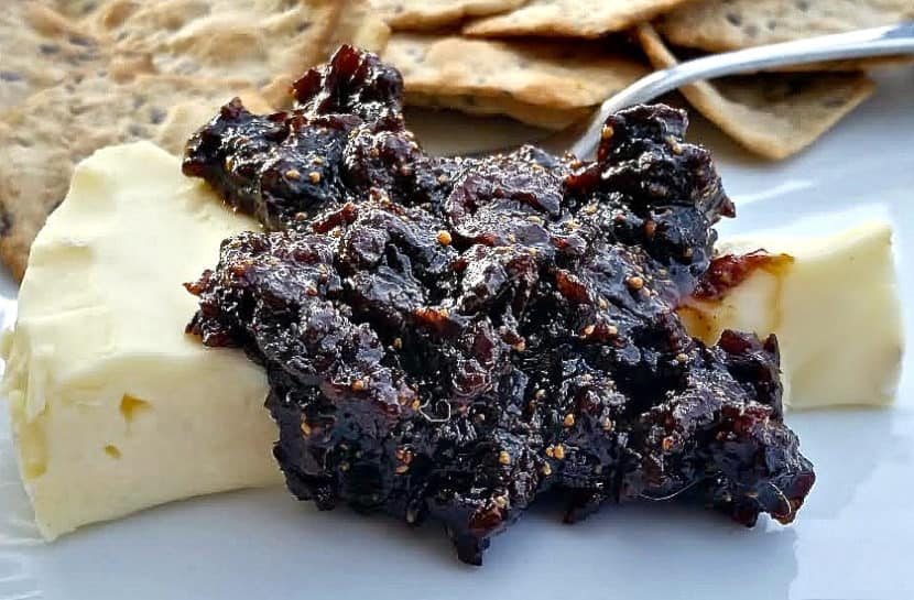 Fig Jam | Healthy Helper @Healthy_Helper
