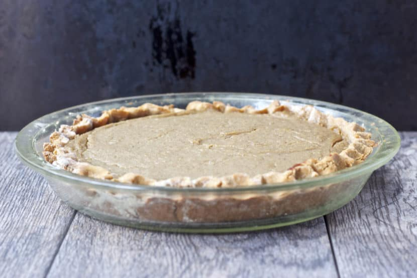Vegan Pear Parsnip Pie | Healthy Helper @Healthy_Helper