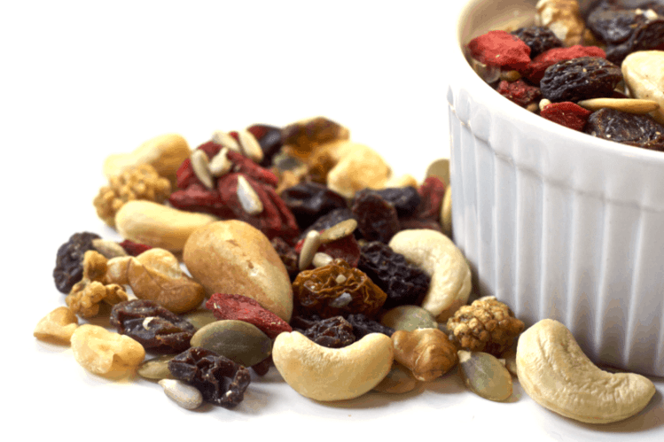 Healthy Snacks to Keep You Fit & Fueled in the New Year | Healthy Helper @Healthy_Helper