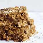 Coconut Chocolate Chip Quinoa Bars [vegan + gluten-free]