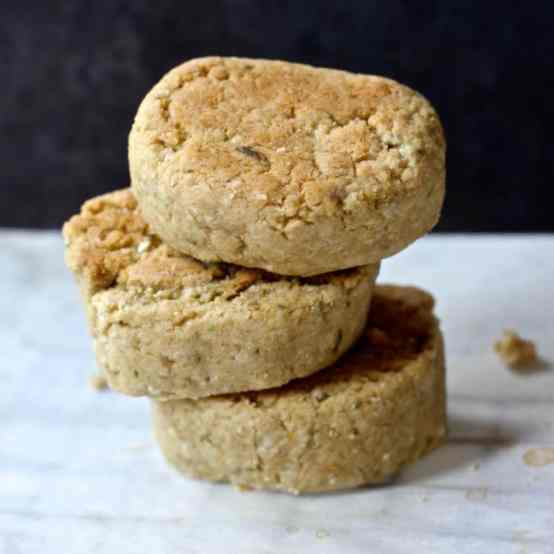 GF Potato Ranch Biscuits | Healthy Helper @Healthy_Helper