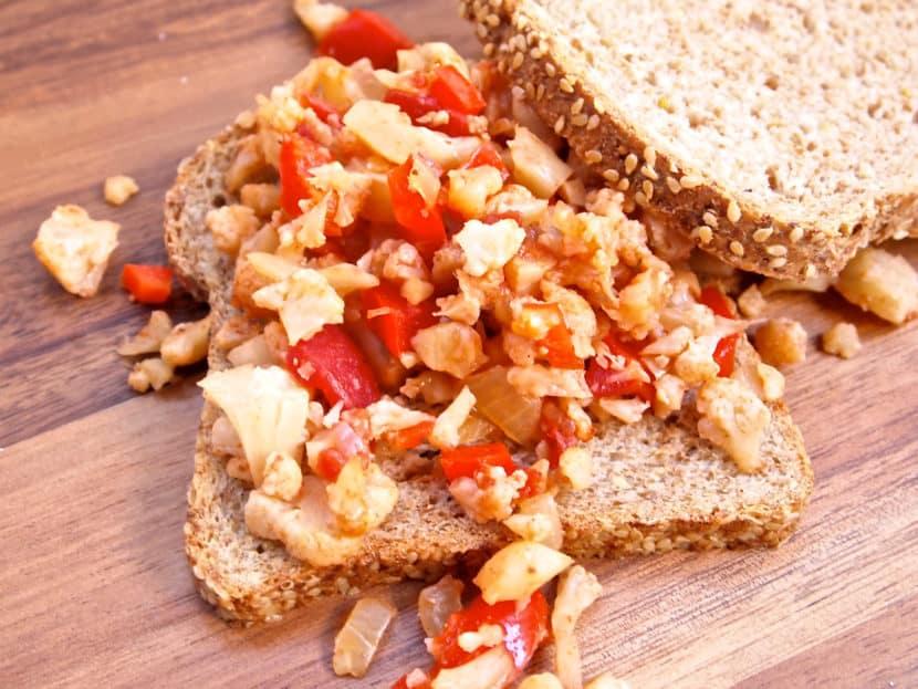 Cauliflower Sloppy Joes | Healthy Helper @Healthy_Helper