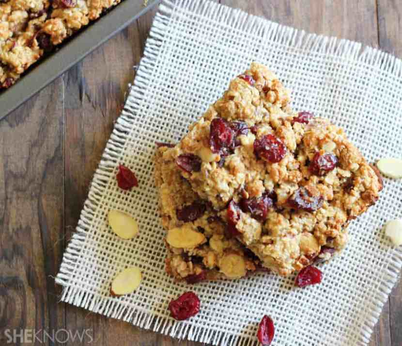 Tofu Snack Bars | Healthy Helper @Healthy_Helper