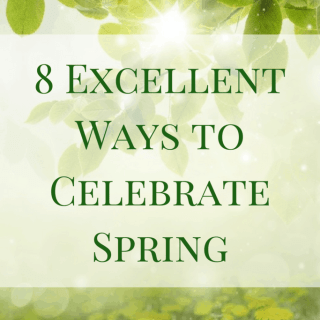 8 Excellent Ways to Celebrate Spring | Healthy Helper @Healthy_Helper Spring into the season with these fun suggestions on how to celebrate the warmer weather and return of greenery! Eight ways you and your family or friends can embrace the season for all it has to offer.