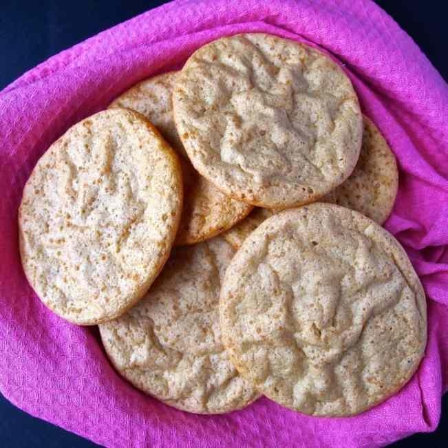 3 Ingredient Plantain Pita Breads | Healthy Helper @Healthy_Helper
