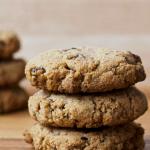Pistachio Cranberry Almond Flour Cookies [vegan + grain-free]