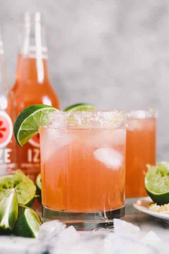 3 Ingredient Weeknight Palomas | Healthy Helper @Healthy_Helper