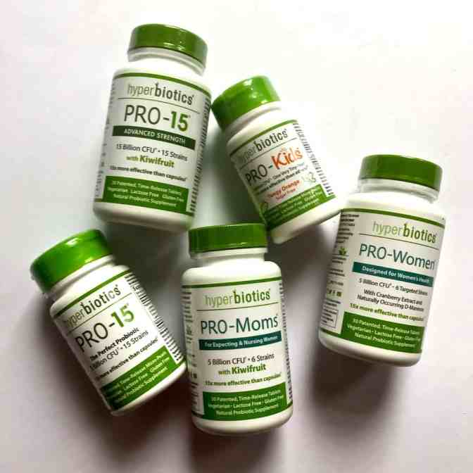Hyperbiotics | Healthy Helper @Healthy_Helper