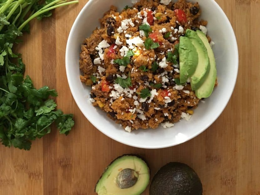 Sweet Potato Rice Taco Bowls | Healthy Helper @Healthy_Helper
