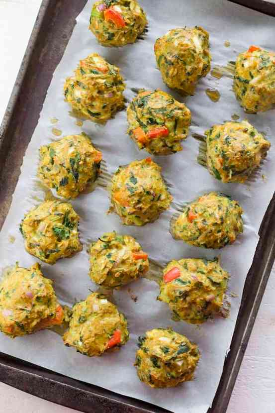 Healthier Turkey Meatballs | Healthy Helper @Healthy_Helper