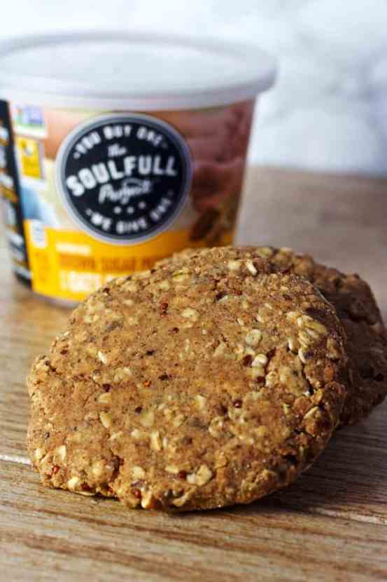 No Bake Maple Pecan Breakfast Cookies [gluten-free + vegan] | Healthy Helper @Healthy_Helper