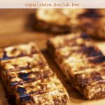 Coffee & Chili Rubbed Tofu [vegan + gluten-free]