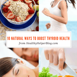 10 Natural Ways to BOOST Thyroid Health | Healthy Helper @Healthy_Helper Do you prioritize thyroid health in the way that you do other aspects of your overall wellness? You SHOULD! No need to reach for pills or expensive unproven treatments. You can boost the health of your thyroid naturally with these easy tips!