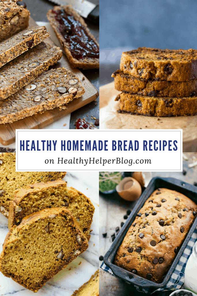 22 Healthy Homemade Bread Recipes • Healthy Helper