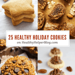 25 Healthy Holiday Cookies