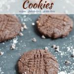 Cocoa Almond Cookies [vegan + gluten-free]