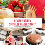 Healthy Helper 2017 Blog Reader Survey