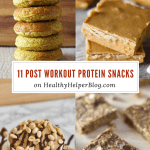 11 Post-Workout Protein Snacks