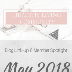Healthy Living Community Link-Up #1