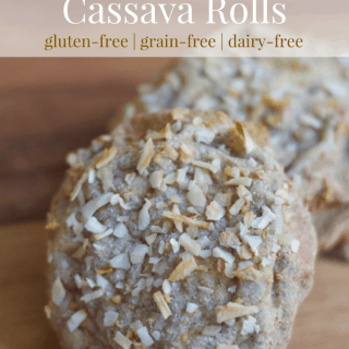 Garlic and Onion Cassava Rolls | Healthy Helper These savory, herb-topped rolls are perfect for serving alongside your favorite main dish! Light and fluffy, Garlic & Onion Cassava Rolls will be your new favorite alternative to traditional, boring dinner rolls. Gluten-free, grain-free, and paleo-friendly, too!