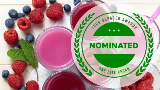 One Bite Vegan Nomination | Healthy Helper