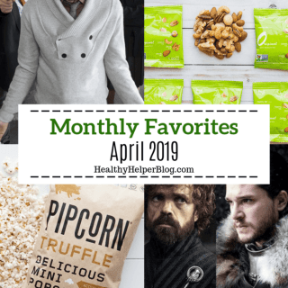 April Favorites: 2019 | A roundup of my current favorite products, links, and things from around the web! Check out the list and find some new things to try for yourself.