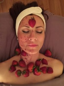 very berry facial in portsmouth maine