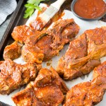 Instant Pot Country Style BBQ Ribs