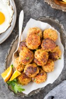 Instant Pot Cajun Breakfast Meatballs