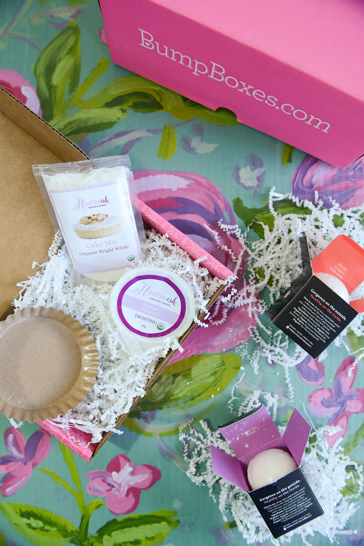 Healthyish + Bump Box: Cakes For All Your Milestones // www.HealthyishFoods.com
