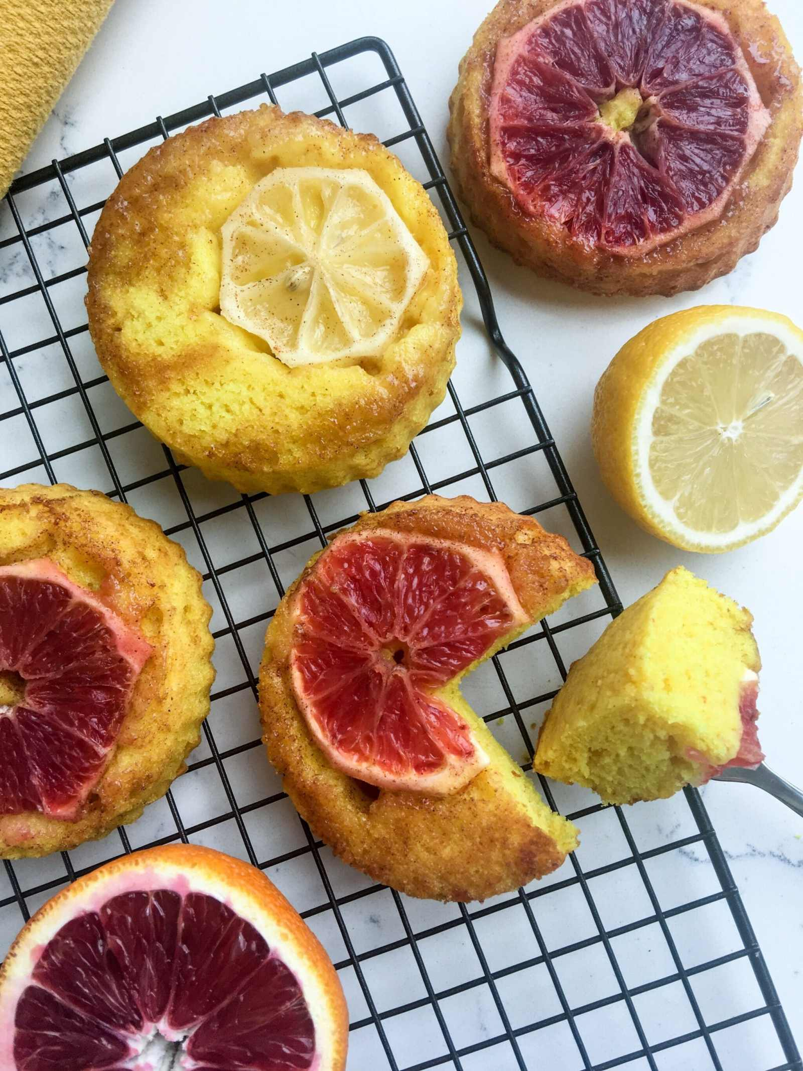 Winter Citrus Cake, A Healthyish Brand Recipe