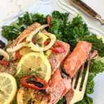 Kim's Slow-Roasted Sockeye Salmon, A Healthyish Brand Recipe
