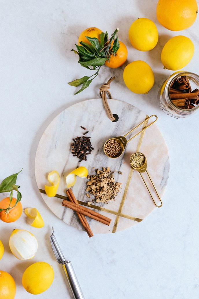 Homemade Bitters for the Cocktail (& Cake) Lover // www.HealthyishFoods.com