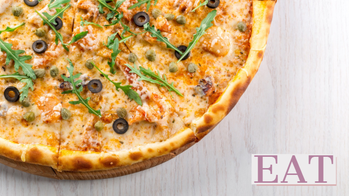 3 Best Cauliflower Pizza Crusts