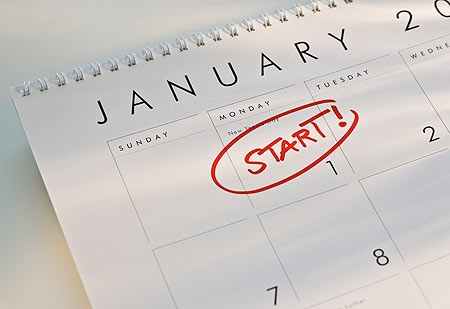 Top Ten Daily Habits for the New Year!