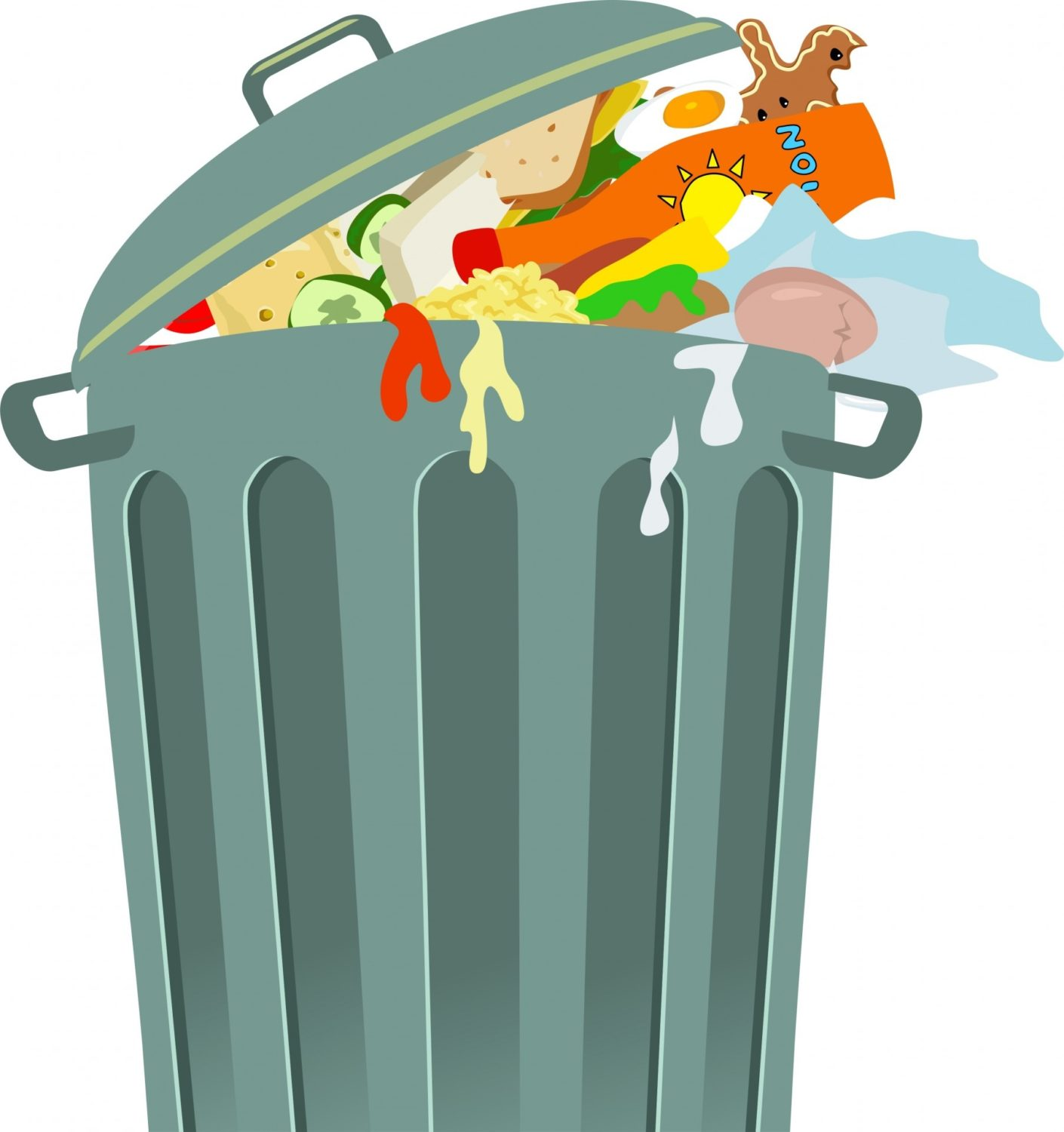 trash can clip art free stock photo public domain pictures within rh healthyjaime com garbage man clipart garbage man clipart