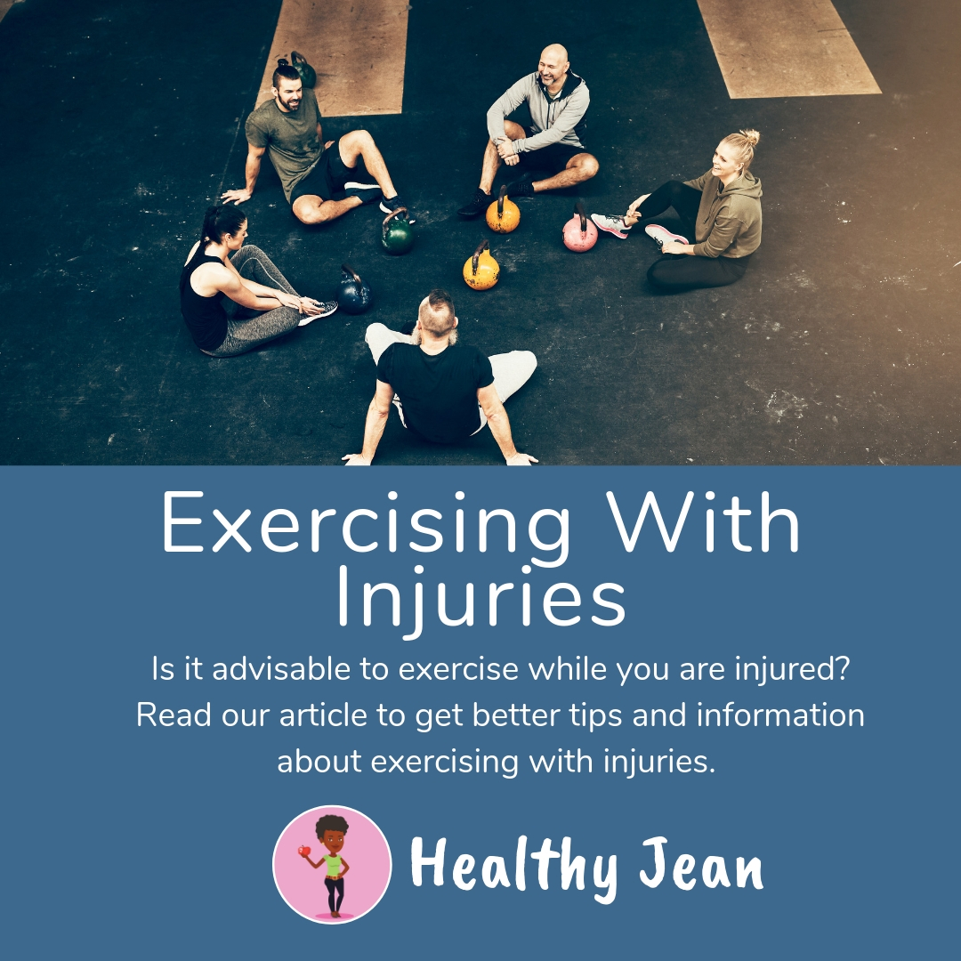 Exercising With Injuries