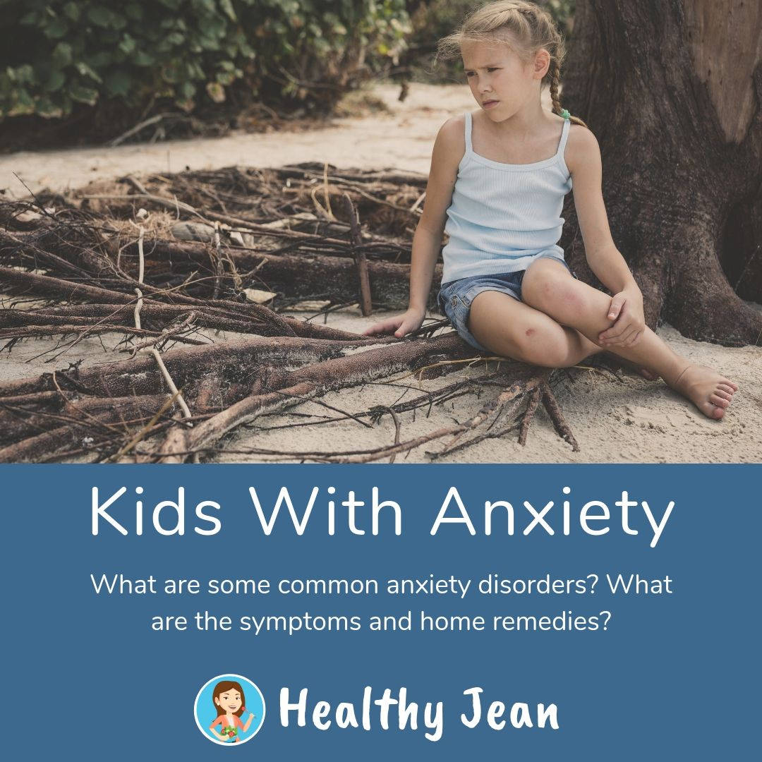 Kids with anxiety share image