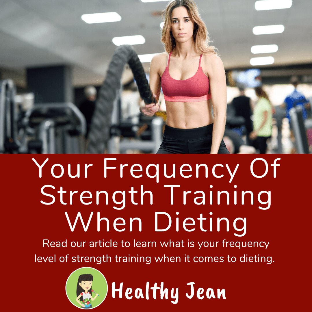 Your Frequency of Strength Training When Dieting Matters