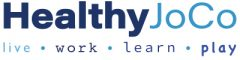 HealthyJoCo logo stating live work learn play