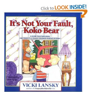 Picture Book Suitable for Pre-schoolers to Help Them Cope with Divorce