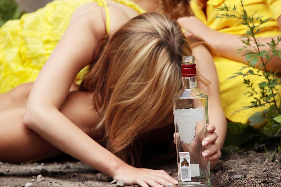 FACTS ON TEENAGE DRINKING