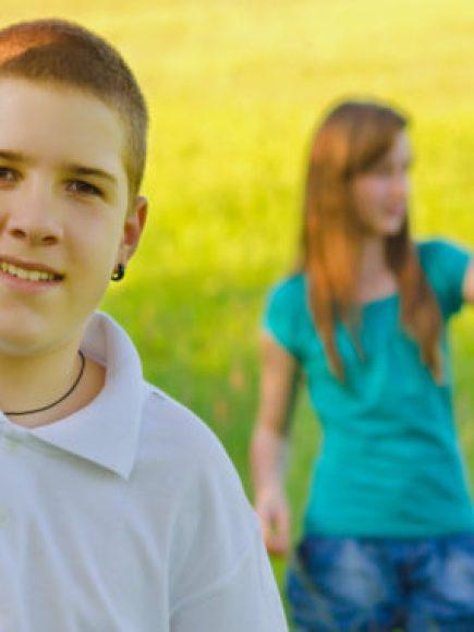 Children of Teenage Parents