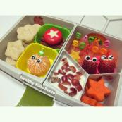 Back 2 School Fuel Bento