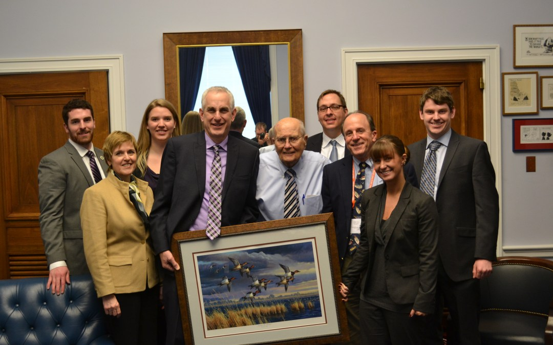 Coalition Mourns Loss of John Dingell, Champion of Clean Water, Great Lakes